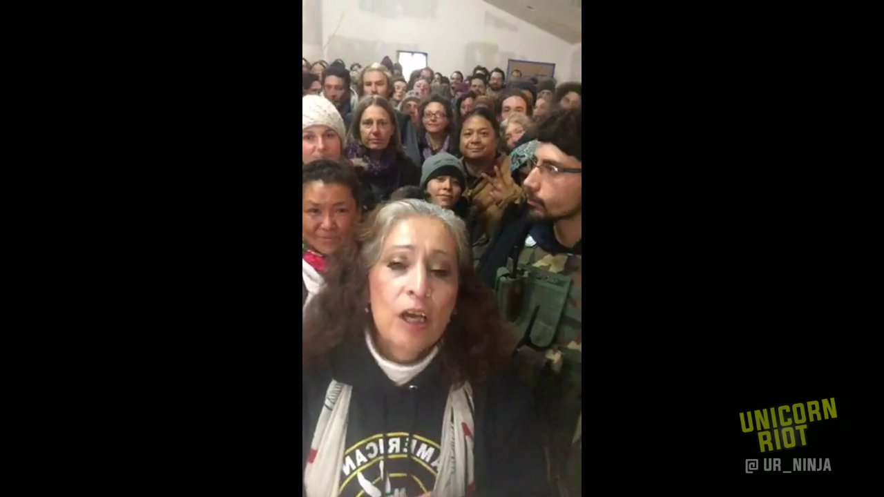 #NoDAPL Live Video Recap Oct 16th-Present