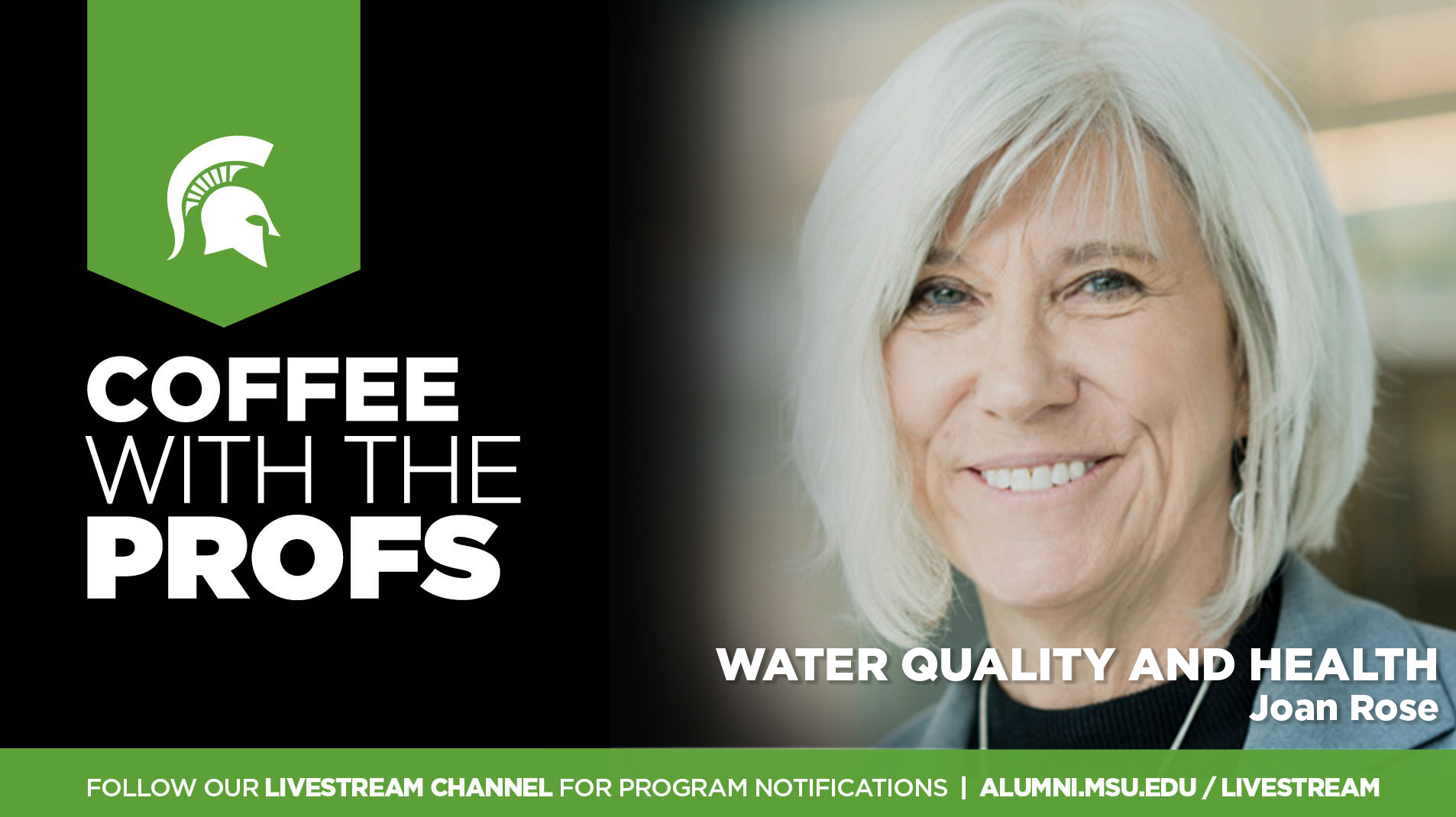livestream cover image for CWTP | Water Quality and Health