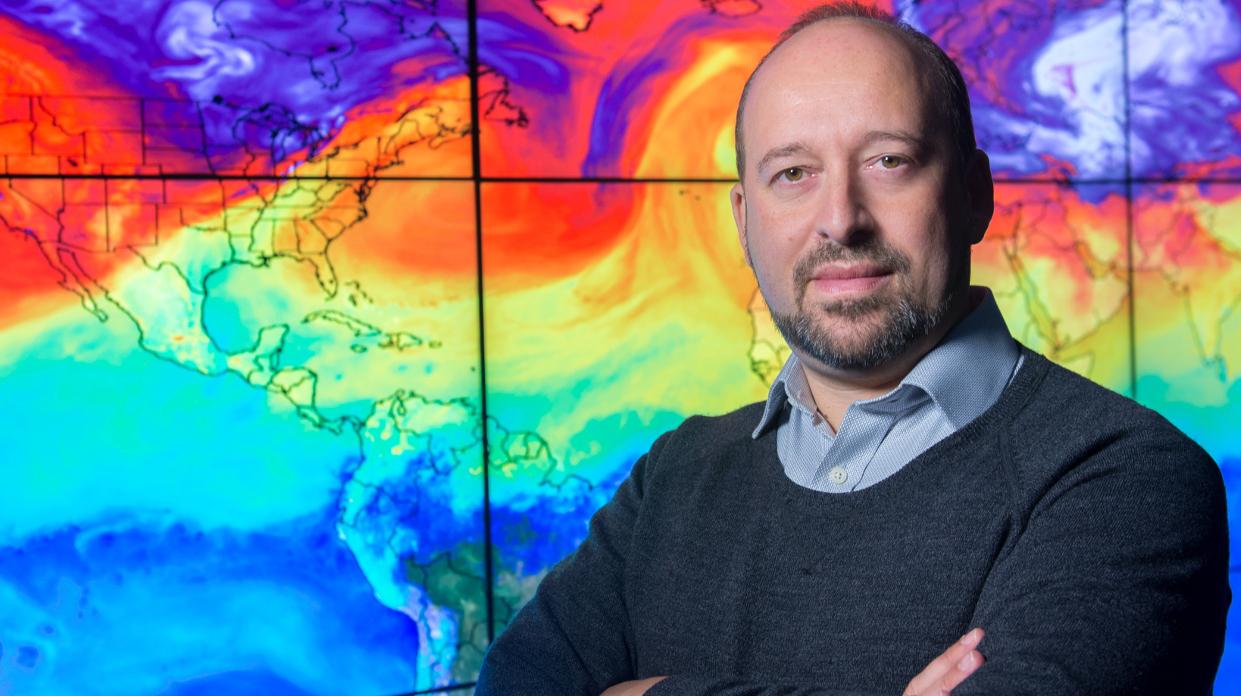 Global Challenges- Dr. Gavin Schmidt, NASA GISS on Livestream
