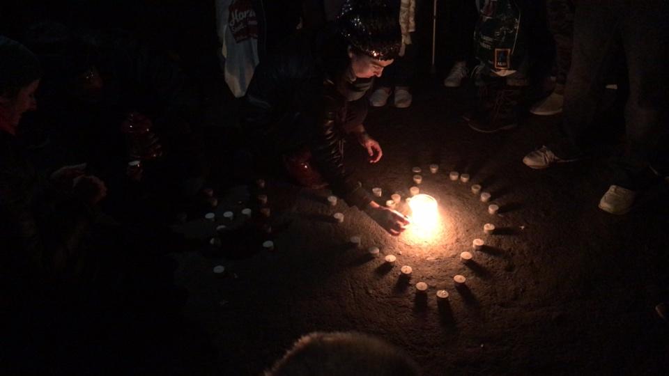 #HomeSweetHome vigil