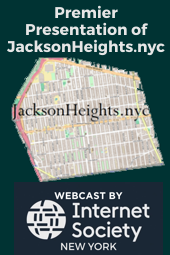 Premier Presentation of JacksonHeights.nyc