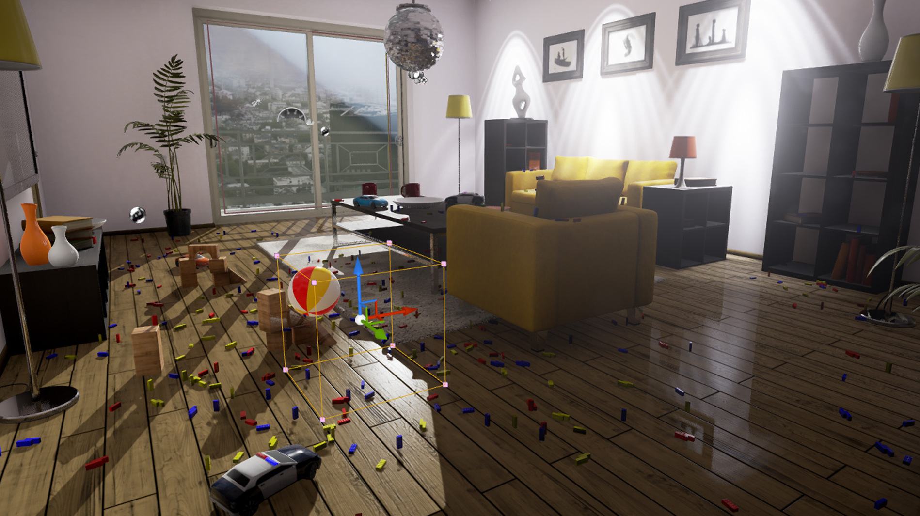 Lighting & Rendering in Unreal Engine: An Evening with Epic