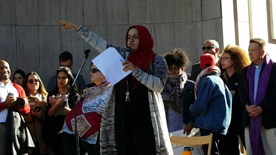 Protect Our Muslim Neighbors Rally in Denver