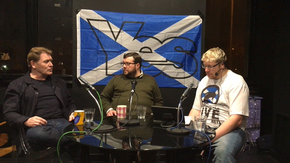 No 2 Yes - Eric Joyce & Steven Purcell Interview