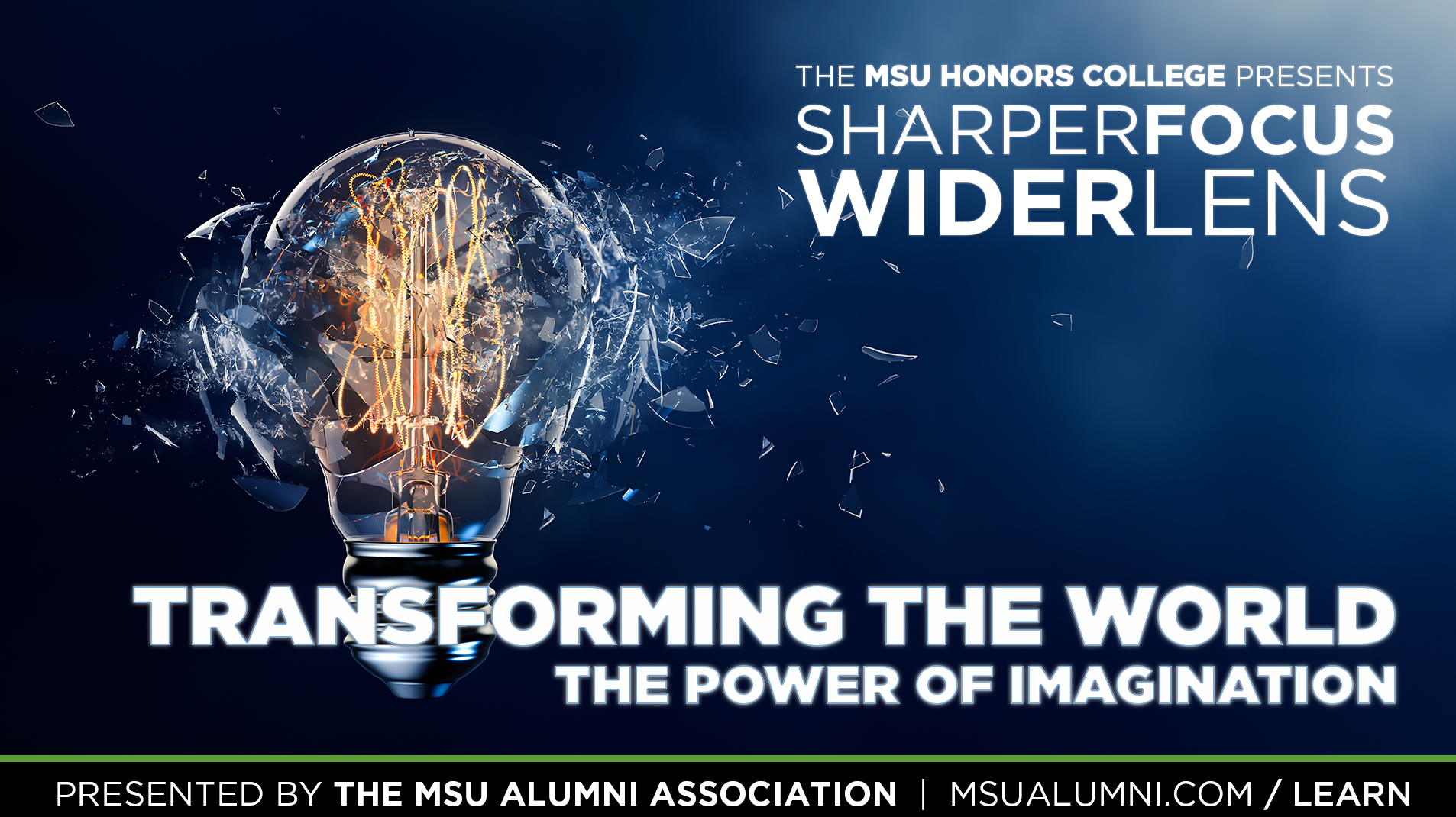 livestream cover image for SFWL | Transforming the World: The Power of Imagination