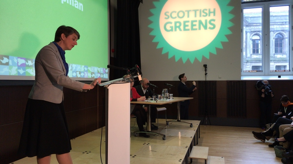 Scottish Green Party Spring Conference 2017