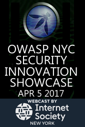 NYC Security Innovation Showcase