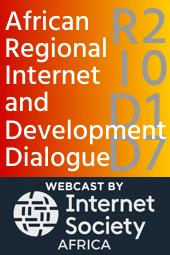 African Regional Internet and Development Dialogue (RIDD 2017)