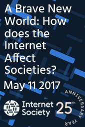 A Brave New World: How does the Internet Affect Societies?