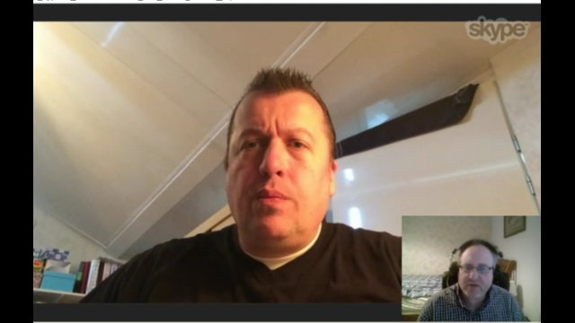 Interview with Raimond Dijkstra, live from the Netherlands