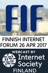 Finnish Internet Forum 2017