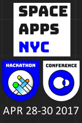 Space Apps Challenge NYC 2017