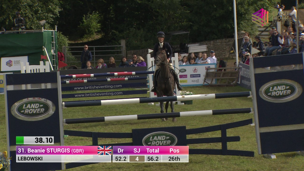 Gatcombe Park 2017 Show Jumping
