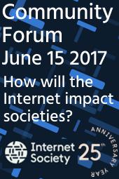 Community Forum - 15 June 2017
