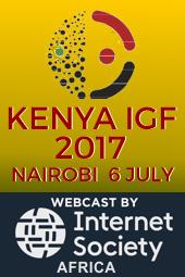 Kenya Internet Governance Forum 2017