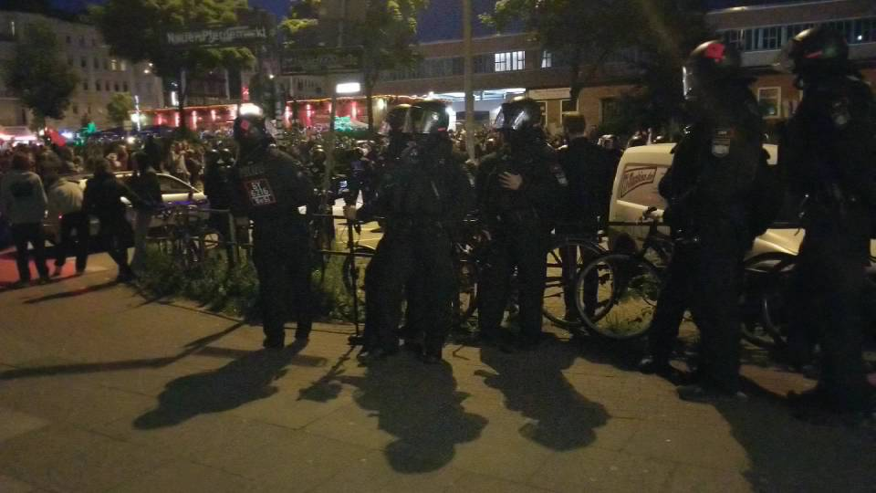 #NoG20 Protests in Germany