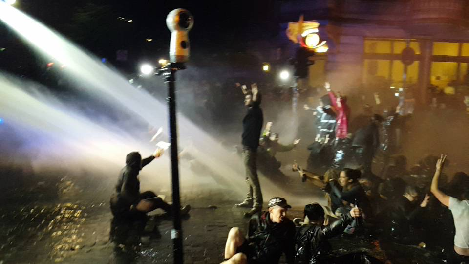 #NoG20 Protests in Germany [July 8th]