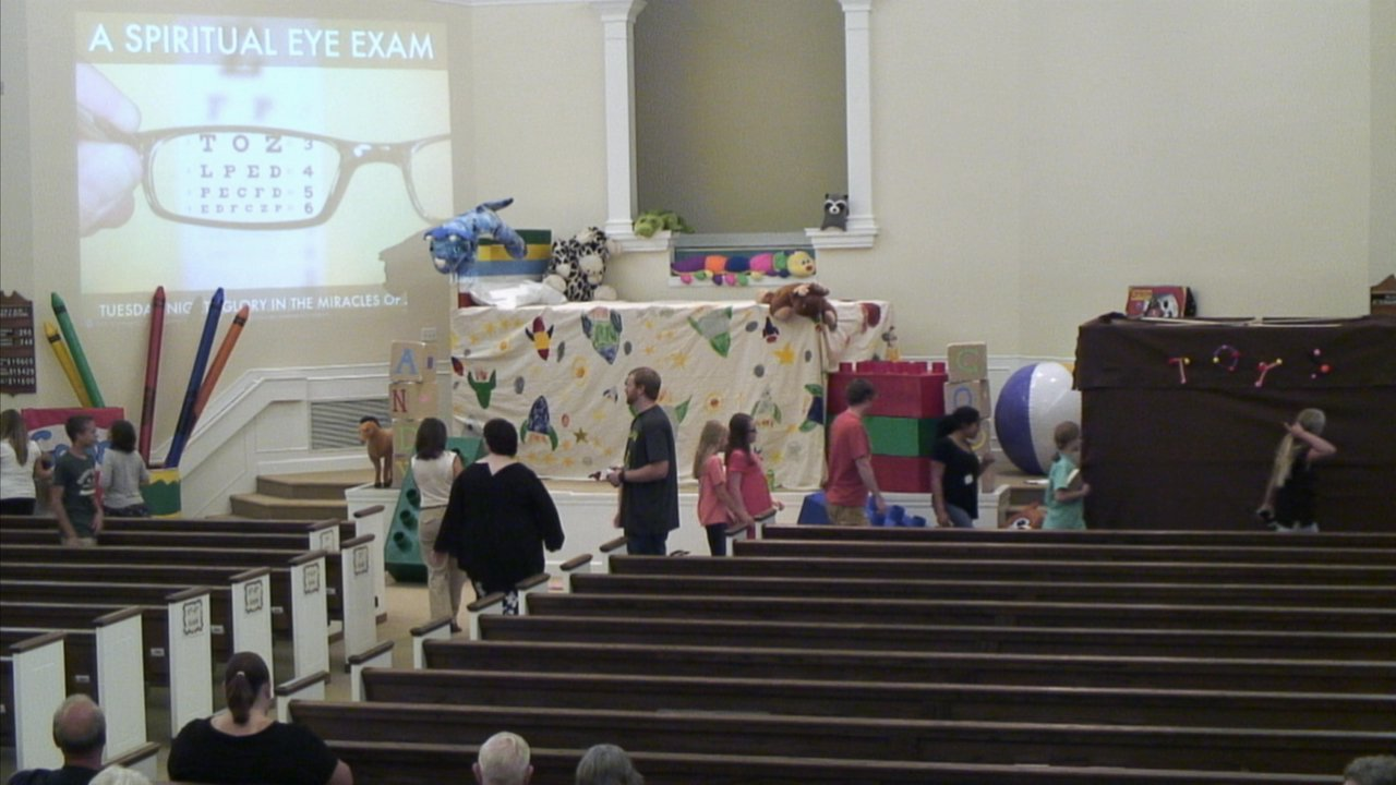 Vacation Bible School 7/11/17 on Livestream