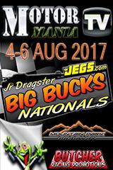 Jr Dragster Big Bucks Nationals