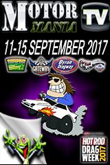 Speed Mullet at Drag Week 2017