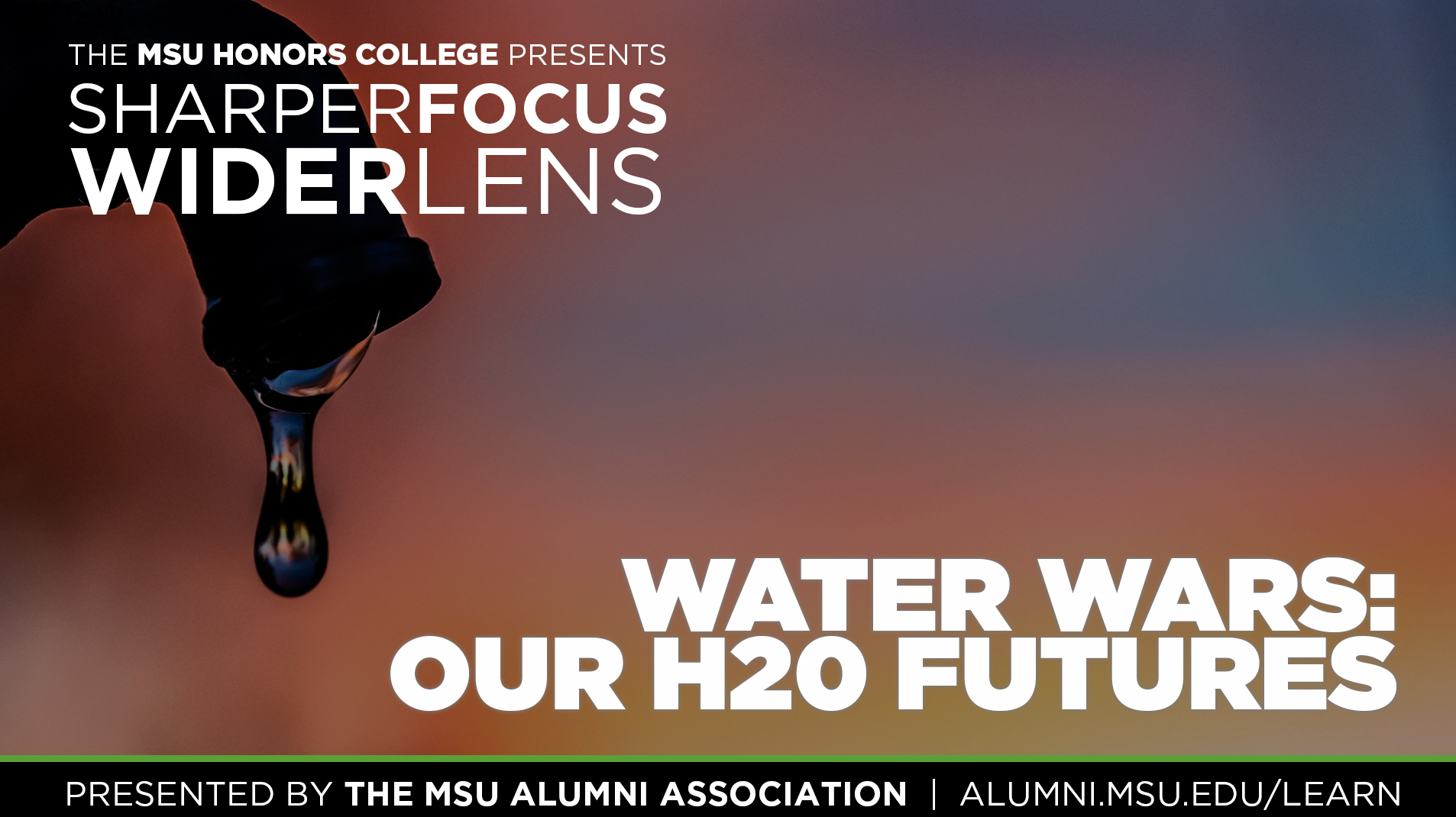 livestream cover image for SFWL | Water Wars: Our H2O Futures