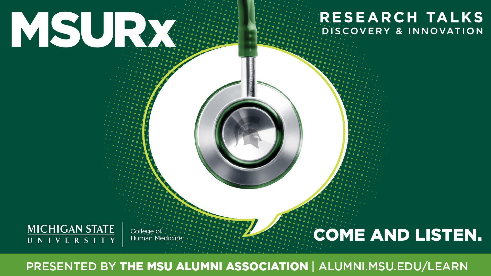Livestream cover image for MSURx2017