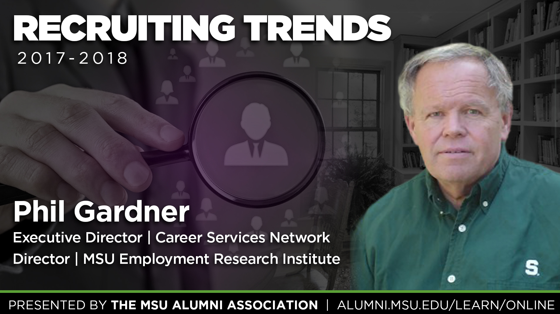livestream cover image for Recruiting Trends