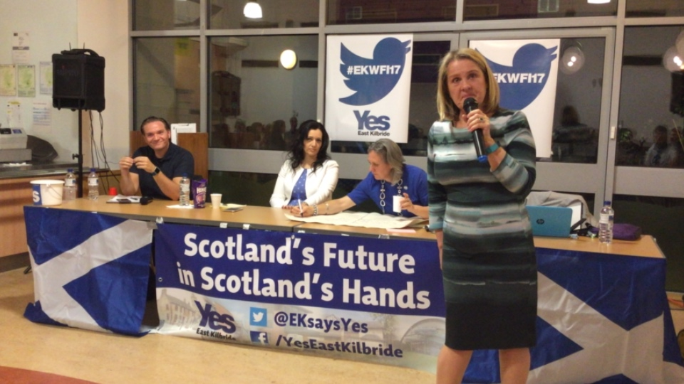 Yes EK Speakers Event: Women For Independence