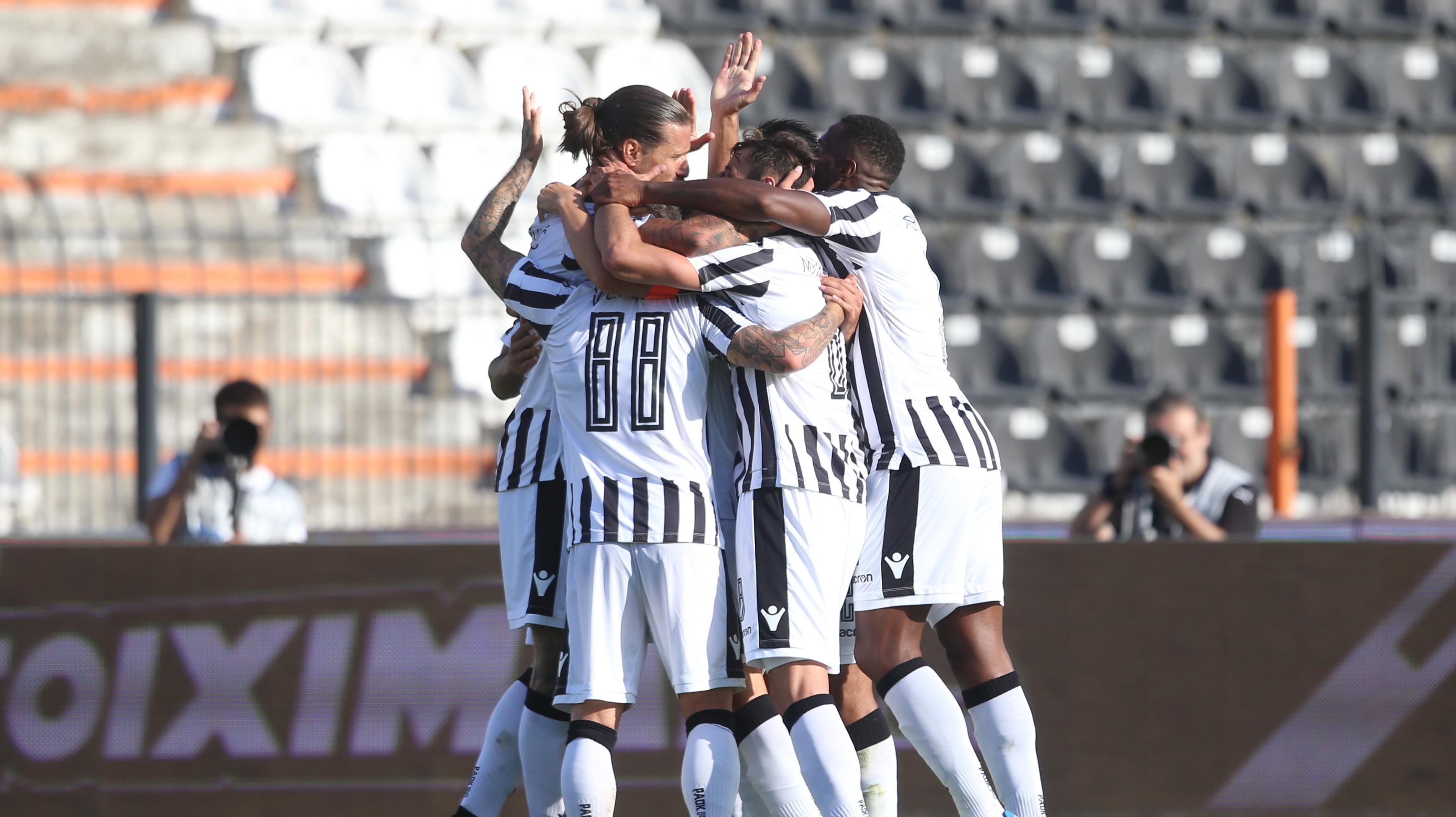 PAOK-PAS Giannina 1-0