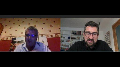 Inside Catalunya - William Thomson Interview