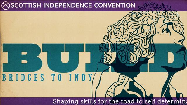 Scottish Independence Convention - Bridges to Indy