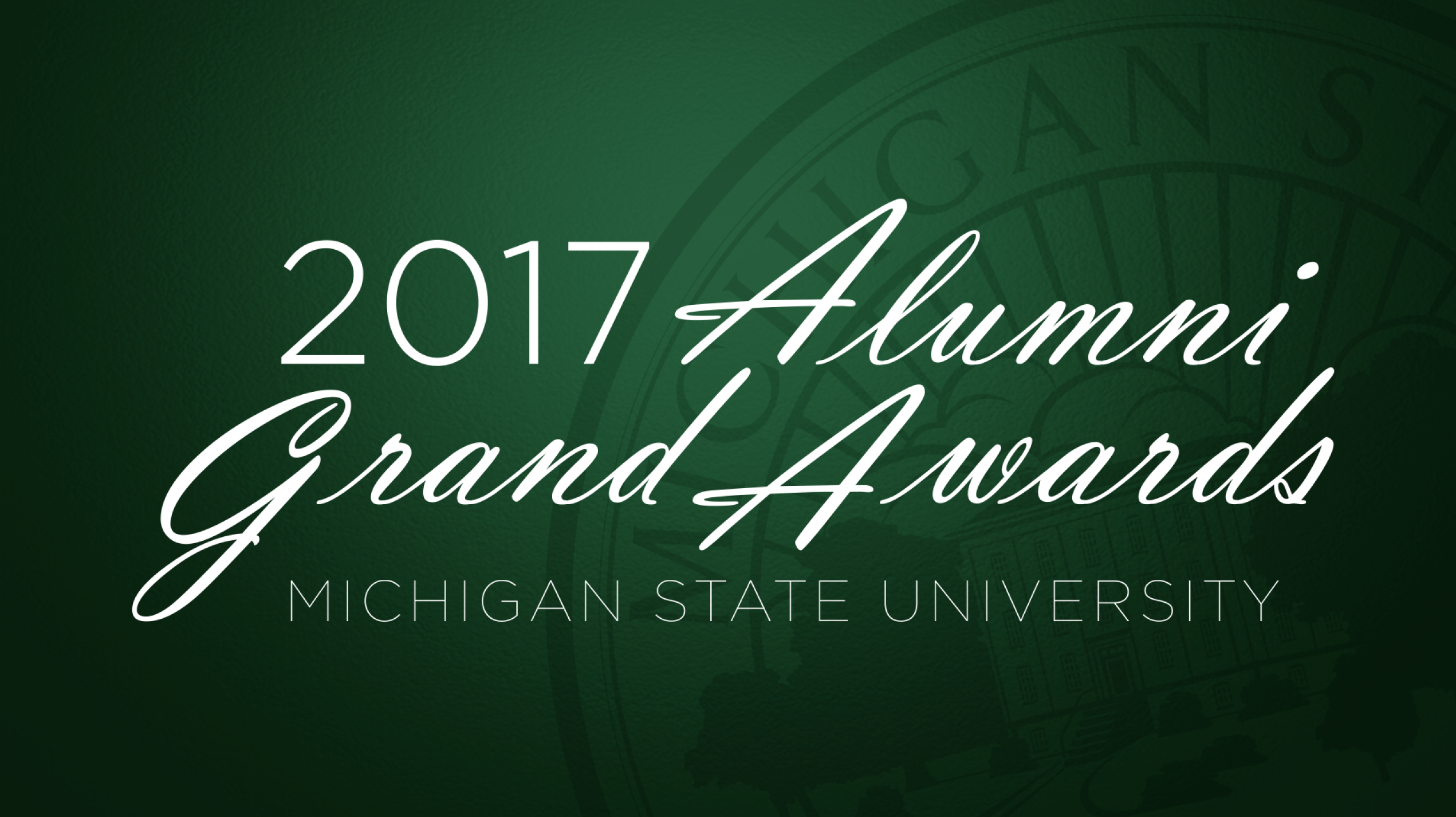 livestream cover image for 2017 Alumni Grand Awards Recipients