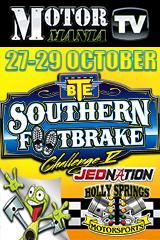 BTE Southern Footbrake Challenge V