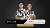 Best Goal Οκτωβρίου 2017 - PAOK TV