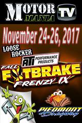 Fall Footbrake Frenzy