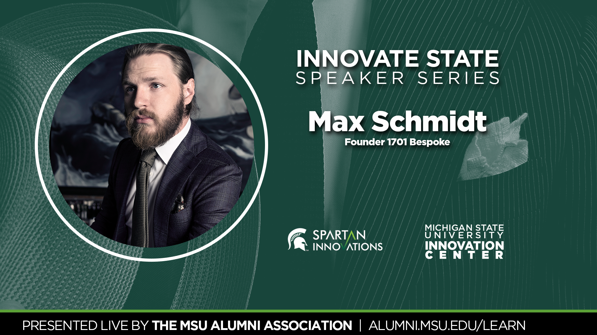 livestream cover image for Innovate State | Max Schmidt