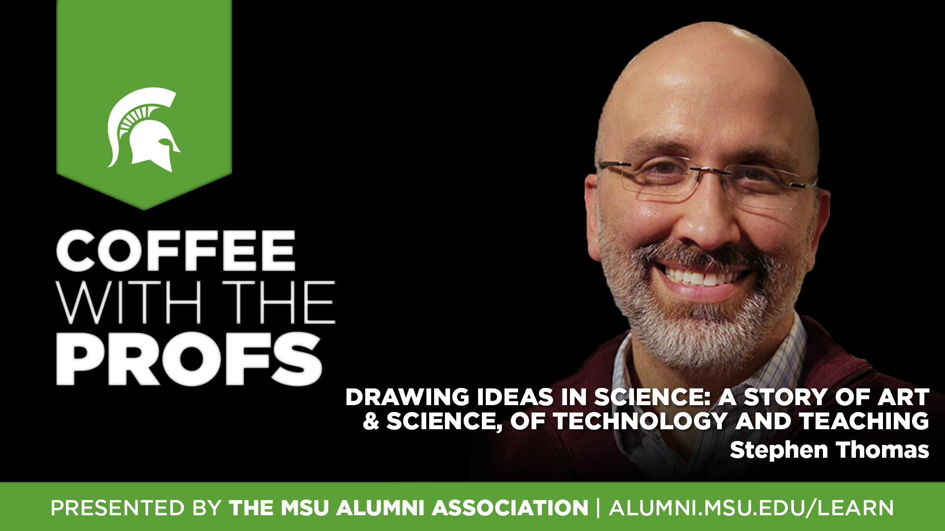 Livestream cover image for CWTP   Drawing Ideas in Science: A Story of Art and Science, of Technology and Teaching