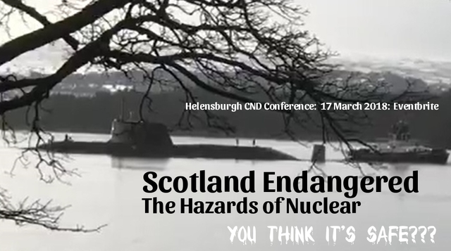 Helensburgh CND Conference 2018