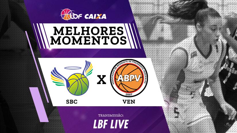 Melhores momentos de São Bernardo/Brazolin/Unip vs Presidente Venceslau