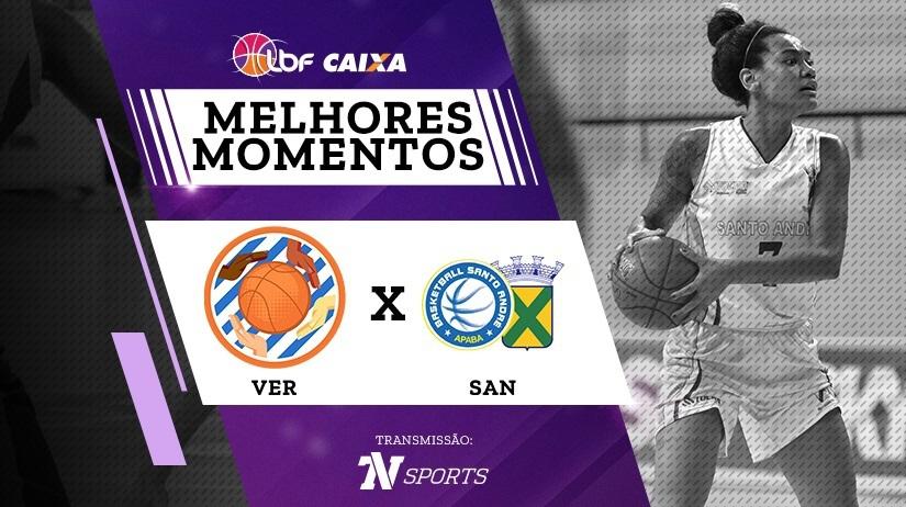 Melhores momentos de Vera Cruz Campinas vs Santo André/APABA