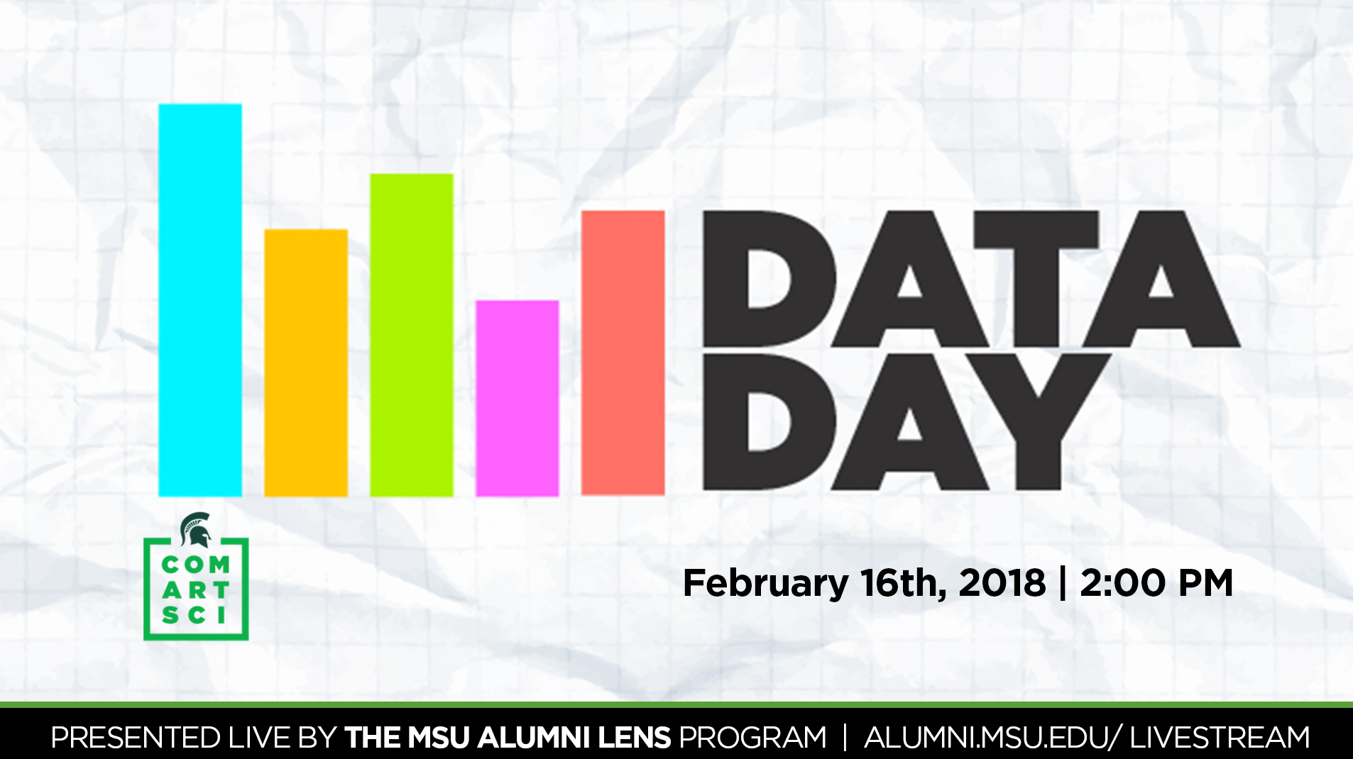 livestream cover image for Data Day 2018