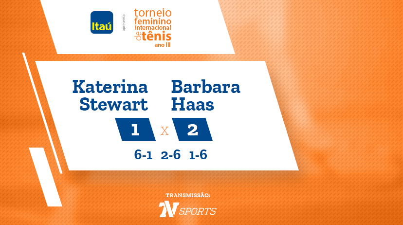 TFIT - Katerina STEWART vs Barbara HAAS