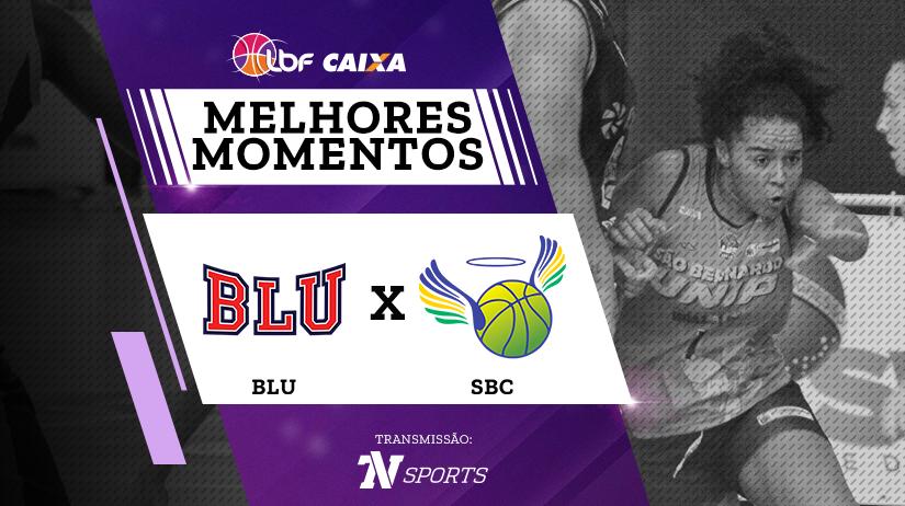 Melhores momentos de Blumenau vs São Bernardo/Brazolin/Unip