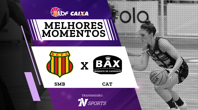 Melhores momentos de Sampaio Basquete vs Poty/BAX/Catanduva