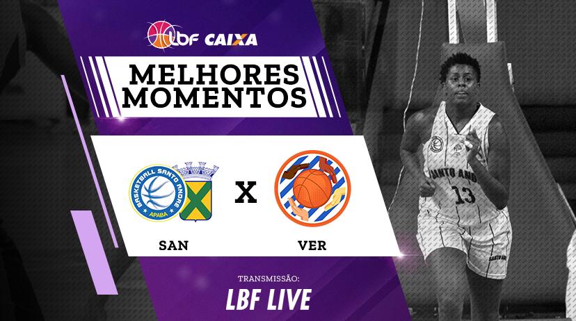 Melhores momentos de Santo André/APABA vs Vera Cruz Campinas