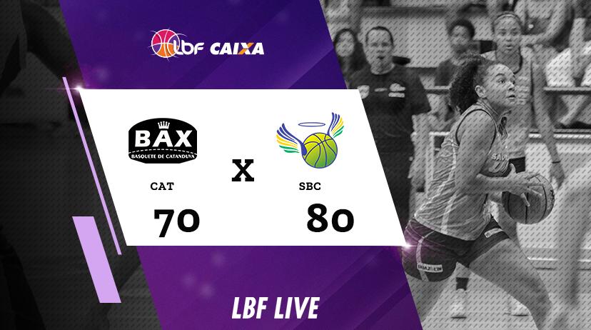 Poty/BAX/Catanduva vs São Bernardo/Brazolin/Unip