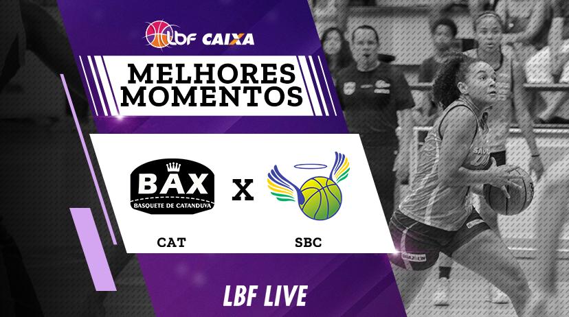 Melhores momentos de Poty/BAX/Catanduva vs São Bernardo/Brazolin/Unip