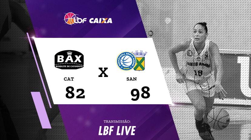 Poty/BAX/Catanduva vs Santo André/APABA