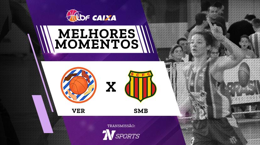 Melhores momentos de Vera Cruz Campinas vs Sampaio Basquete