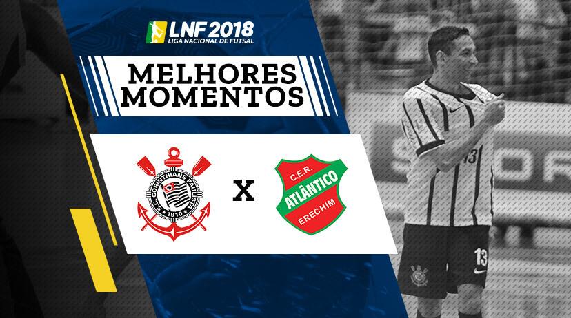 Melhores momentos de Corinthians vs Atlântico